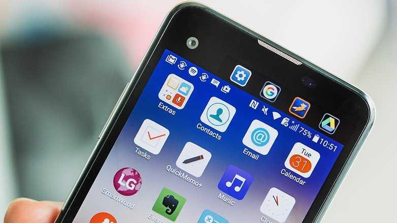 Второй дисплей LG X View K500DS