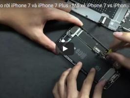 Впервые разобран iPhone 7 Plus: аккумулятор на 2675 мАч и оптический зум