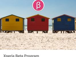 Sony открывает регистрацию в программе бета-тестирования Android Nougat для Xperia X Performance