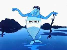 FAA собирается запретить вход на борт самолета с Samsung Galaxy Note 7