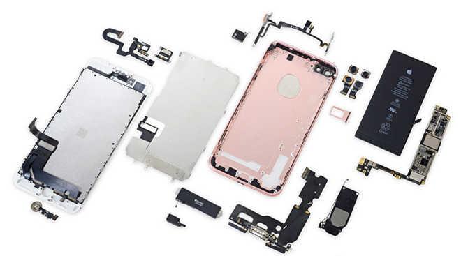 В IHS подсчитали затраты на производство iPhone 7: они выше, чем на iPhone 6s