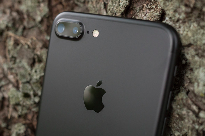 iPhone 7 Plus камера