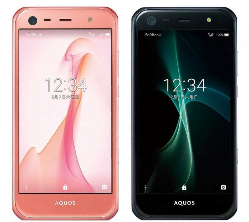 Sharp представляет среднебюджетный 4,7-дюймовый смартфон Aquos XX3 Mini