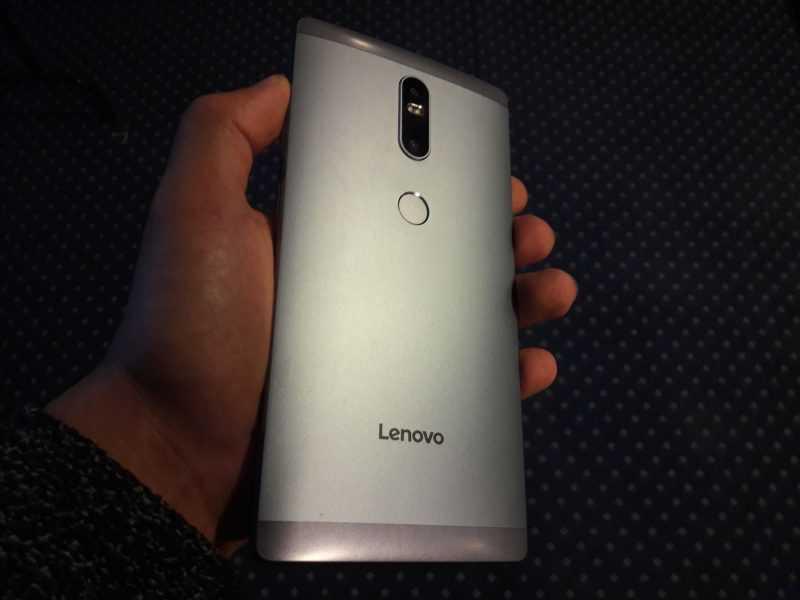 Задняя панель Lenovo Phab 2 Plus