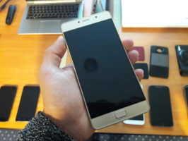 Обзор Lenovo Vibe P2, металлического смартфона с большой батареей