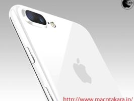 iPhone 7 и iPhone 7 Plus могут получить цвет Jet White, или еще одно название Pure White