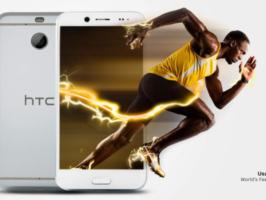 Состоялся анонс HTC Bolt в США, водостойкого смартфона из металла