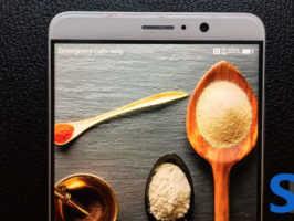 Живое фото Huawei Mate 9