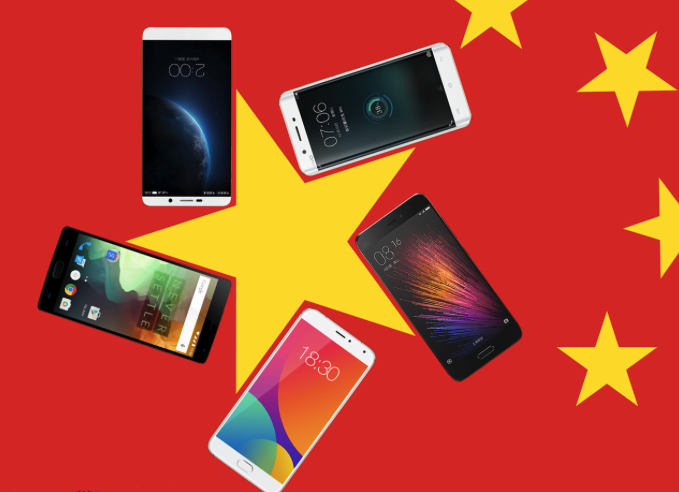 Смартфон китайский новый год