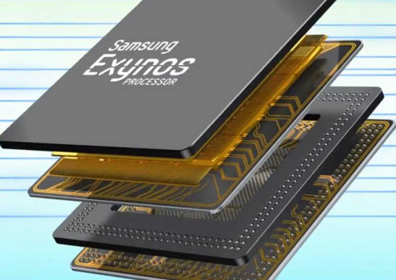 Чипсет Samsung Exynos 8895 предназначенный для Galaxy S8 может иметь три варианта