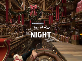 """Samsung выпустила праздничное 360-градусное видео """"Ночь перед Рождеством"""""""