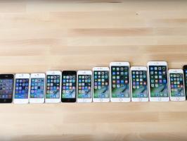 Сегодня iPhone от Apple исполняется 10 лет