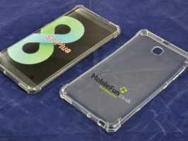 Чехлы для Galaxy S8 и Galaxy S8 Plus засняли на видео