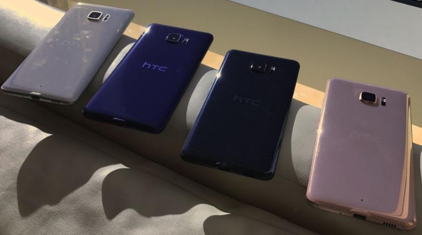 HTC UUltra иUPlay выйдет 12января