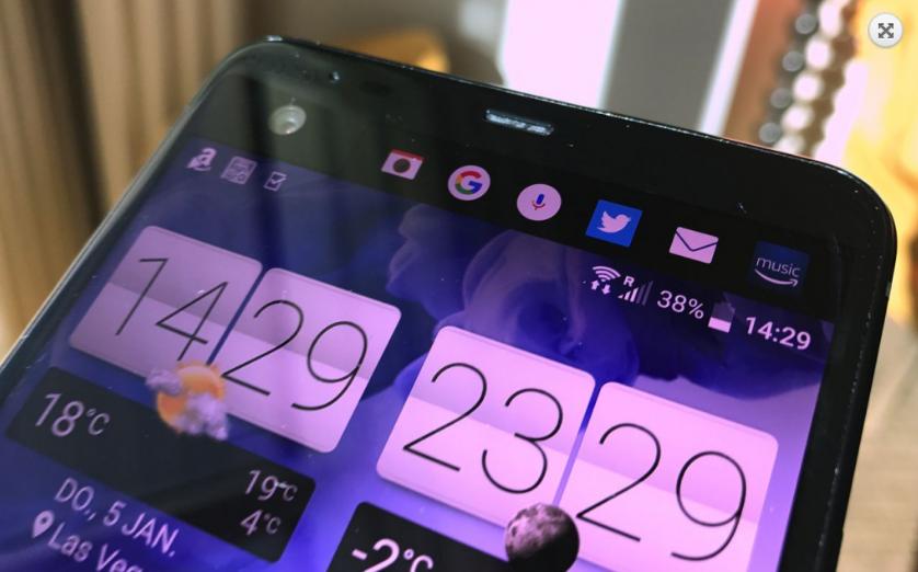 HTC UUltra получит 12-мегапиксельную камеру, как уGoogle Pixel