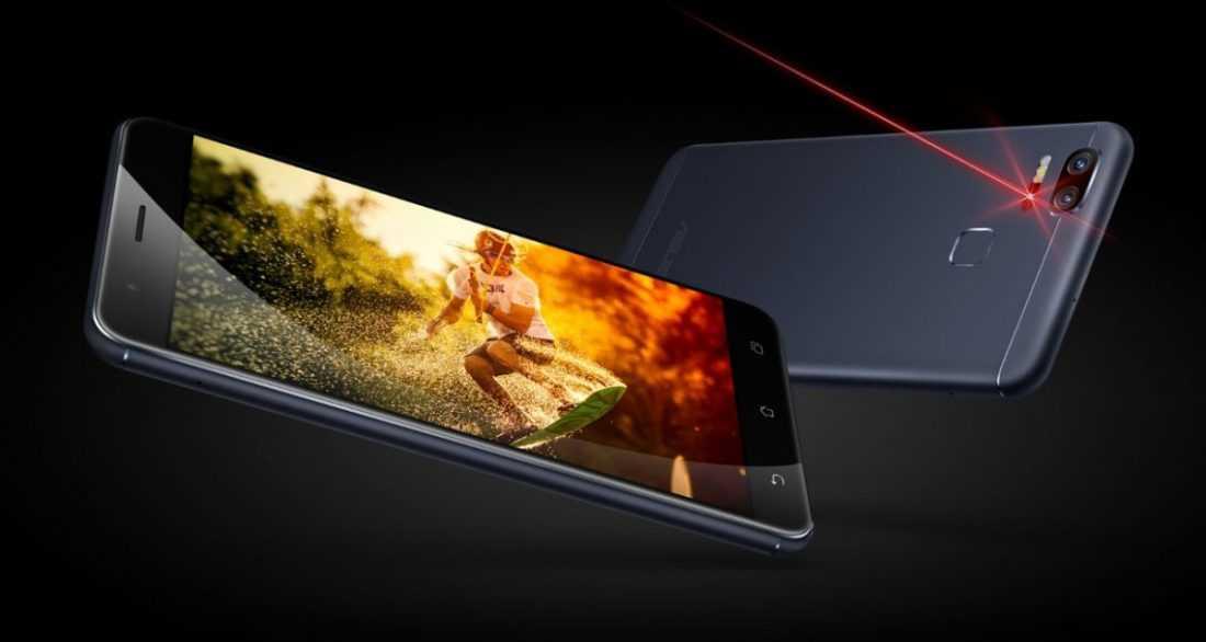 Анонсировали Asus ZenFone 3 Zoom с камерой с 2,3х зумом и режимом Портрет, как у iPhone