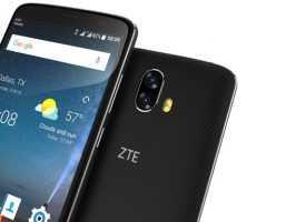 ZTE Blade V8 Pro выходит в США с двойной камерой, Dual-SIM и по доступной цене