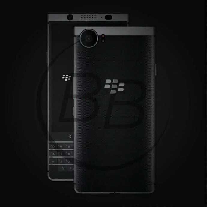 Смартфон BlackBerry Меркури - доказана ОСиразрешение монитора