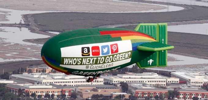 Greenpeace назвала самые «зеленые» технологические компании: Apple, Facebook, Google и Switch