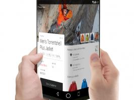 Samsung и LG выпустят складные смартфоны во второй половине 2017 года