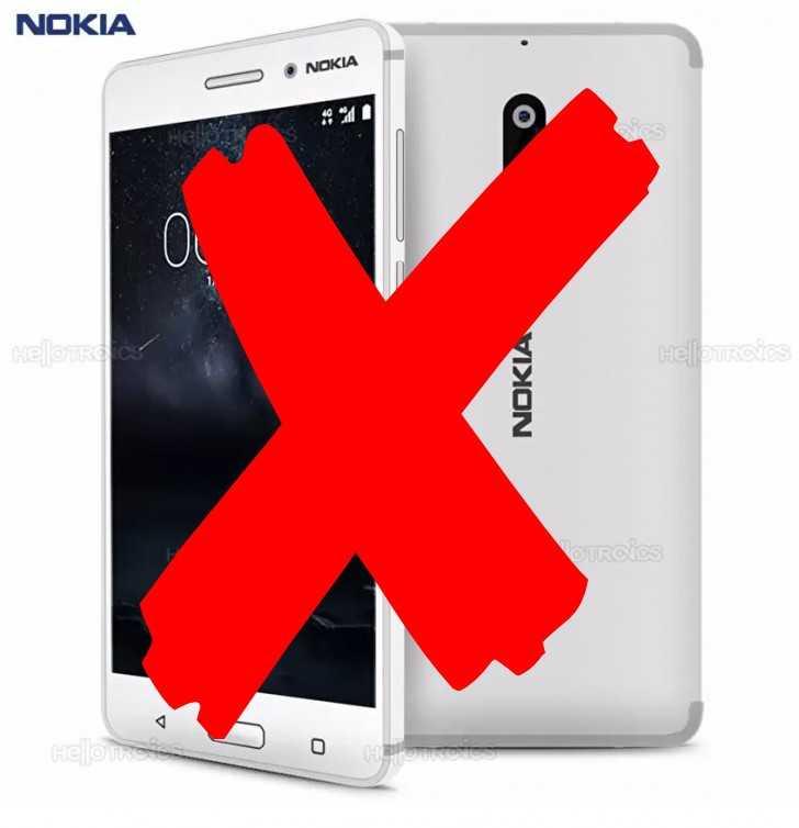 HMD: в продаже пока не появится Nokia 6 в белом цвете