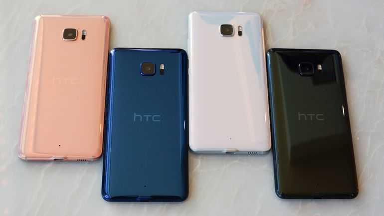 Полный обзор технических характеристик HTC U Ultra
