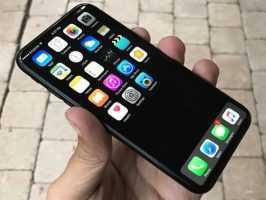 Apple возвращается к нержавеющей стали в iPhone 8