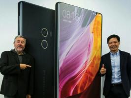 Генеральный директор компании Xiaomi заявил о подготовке Mi MIX II