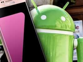 Не во всех регионах Samsung Galaxy S7 Edge получит Android 7.0 Nougat в 1 квартале 2017 года