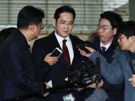Глава Samsung Ли Джэён обвиняется во взяточничестве