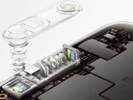 Oppo официально представила технологию 5-кратного оптического увеличения