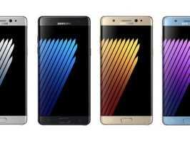 Samsung не будет продавать восстановленные Galaxy Note 7 в Индии