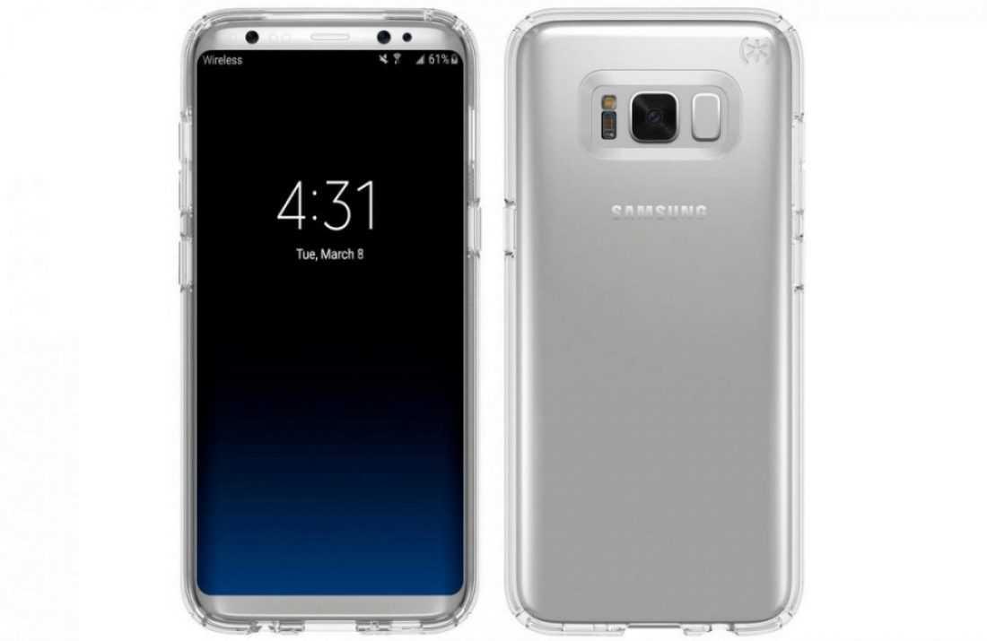 Старт продаж Samsung Galaxy S8 начнется 21 апреля, а LG G6 10 марта