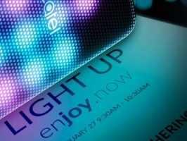 Alcatel проведет свою презентацию «Light Up» 27 февраля
