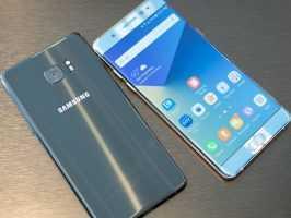 Samsung собирается продавать обновленные смартфоны Galaxy Note 7 на развивающихся рынках