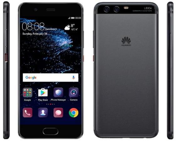 В сеть попали пресс-изображения Huawei P10