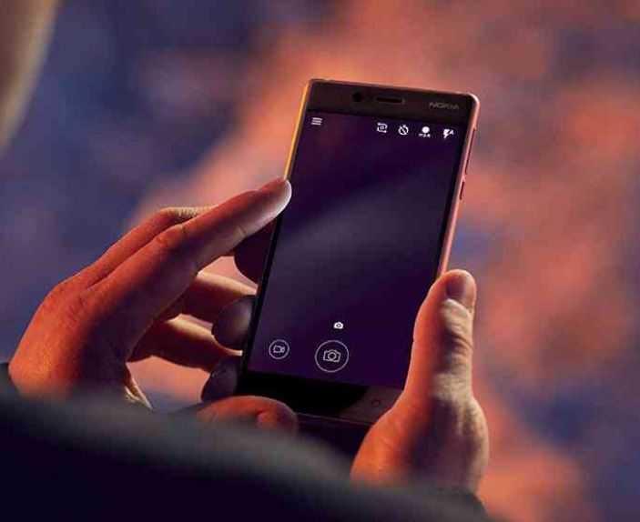 Представлены Nokia 3 и 5