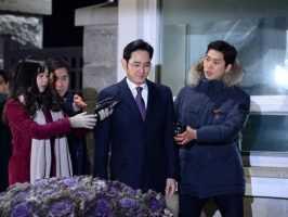 Следователи снова хотят арестовать наследника Samsung Ли Джэёна