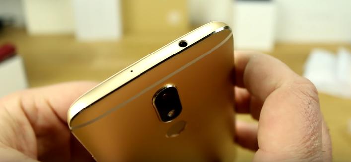 Обзор смартфона Motorola Moto M (XT1663): добротный середняк