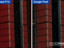DxOMark поставили 87 баллов камере Huawei P10