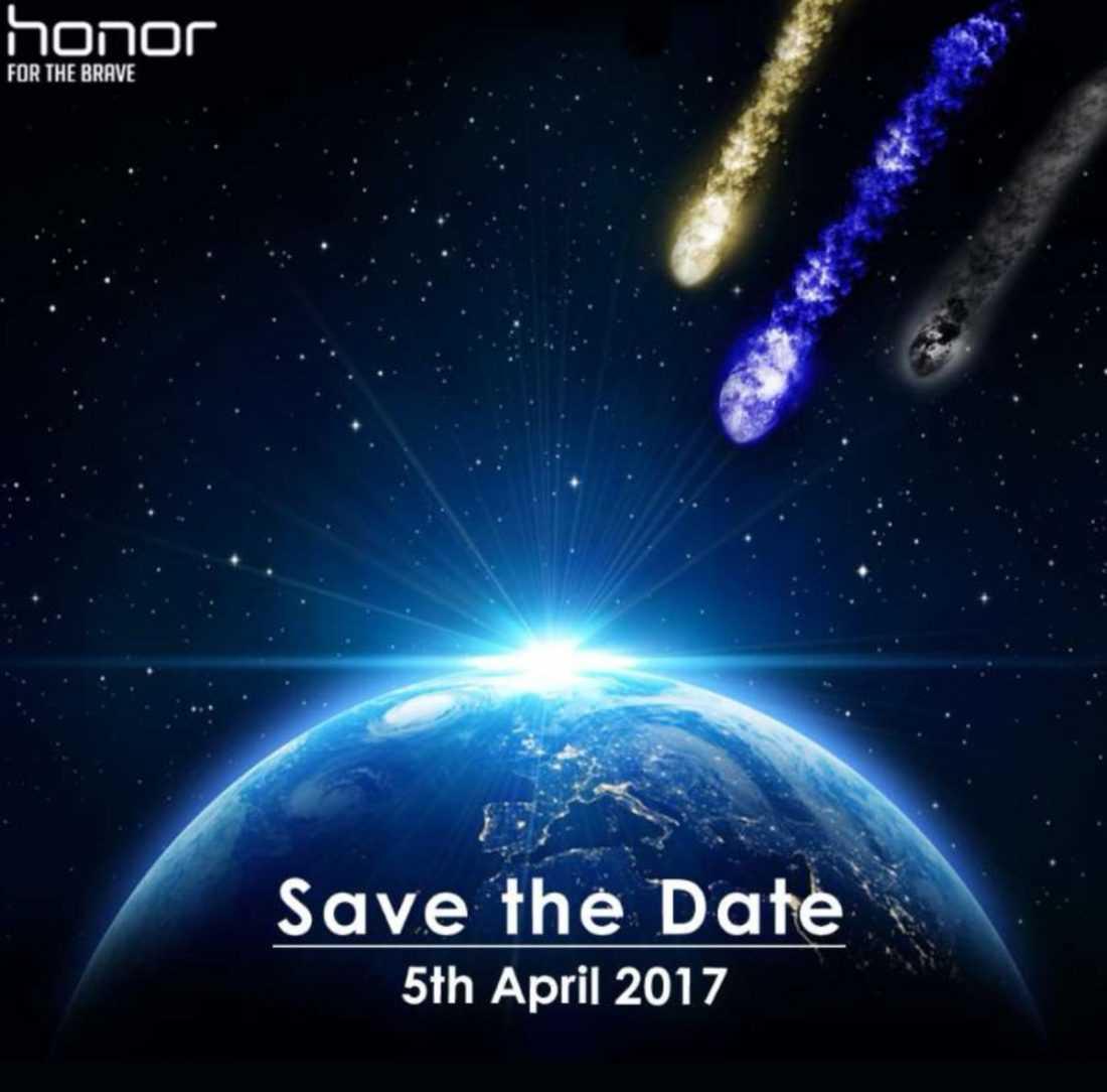 В следующем месяце Honor V9 появится в Европе под названием Honor 8 Pro