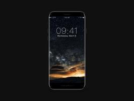 Алхасан Хусни создал макет Apple iPhone 8