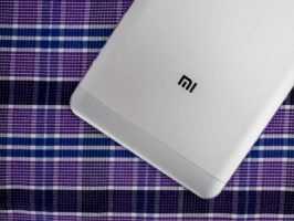 Xiaomi Mi6 (Plus) может иметь датчик Sony IMX400