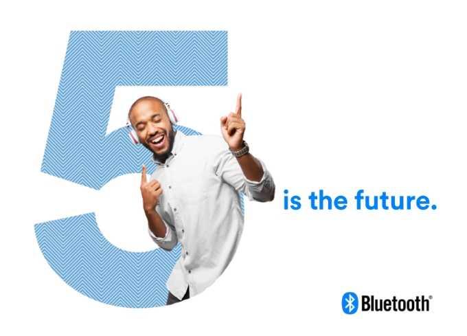 Bluetooth 5 в Samsung Galaxy S8