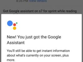 Google Assistant скоро появится на большем количестве Android-смартфонов