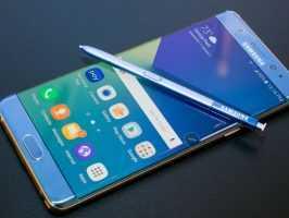 Восстановленный Samsung Galaxy Note 7 получил своекодовое имя