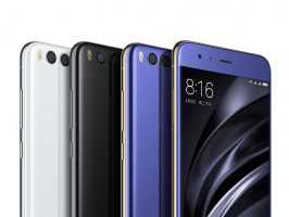 Xiaomi объявила цену и дату запуска Mi6 в Китае