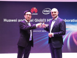 huewei and intel