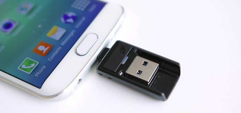 Galaxy S6 USB Otg