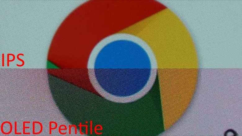 IPS vs OLED pentile